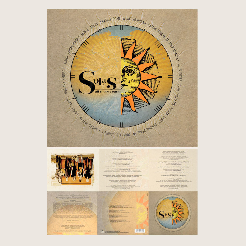 SOLAS | ALL THESE YEARS | THL RECORDS (CD)