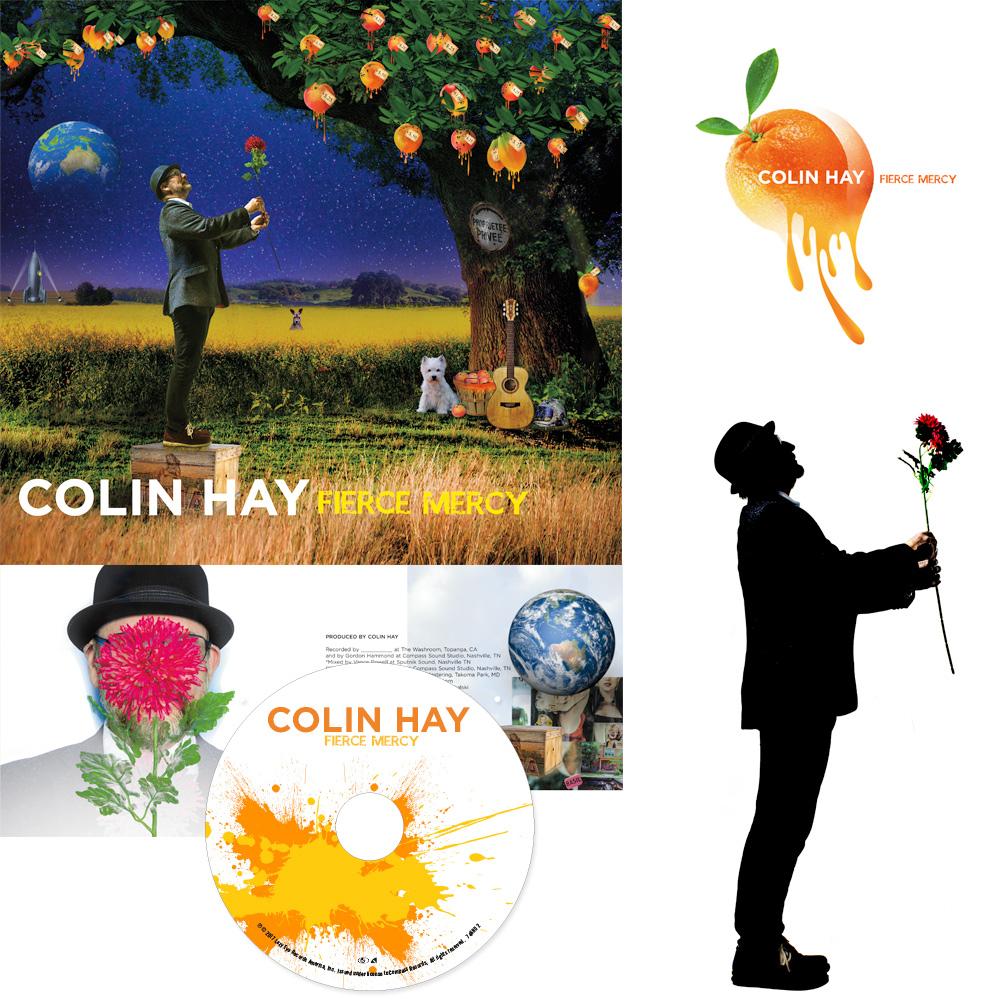 COLIN HAY | FIERCE MERCY | COMPASS RECORDS (CD)
