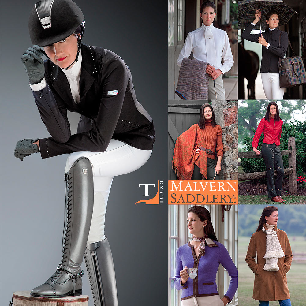 MALVERN SADDLERY CATALOG