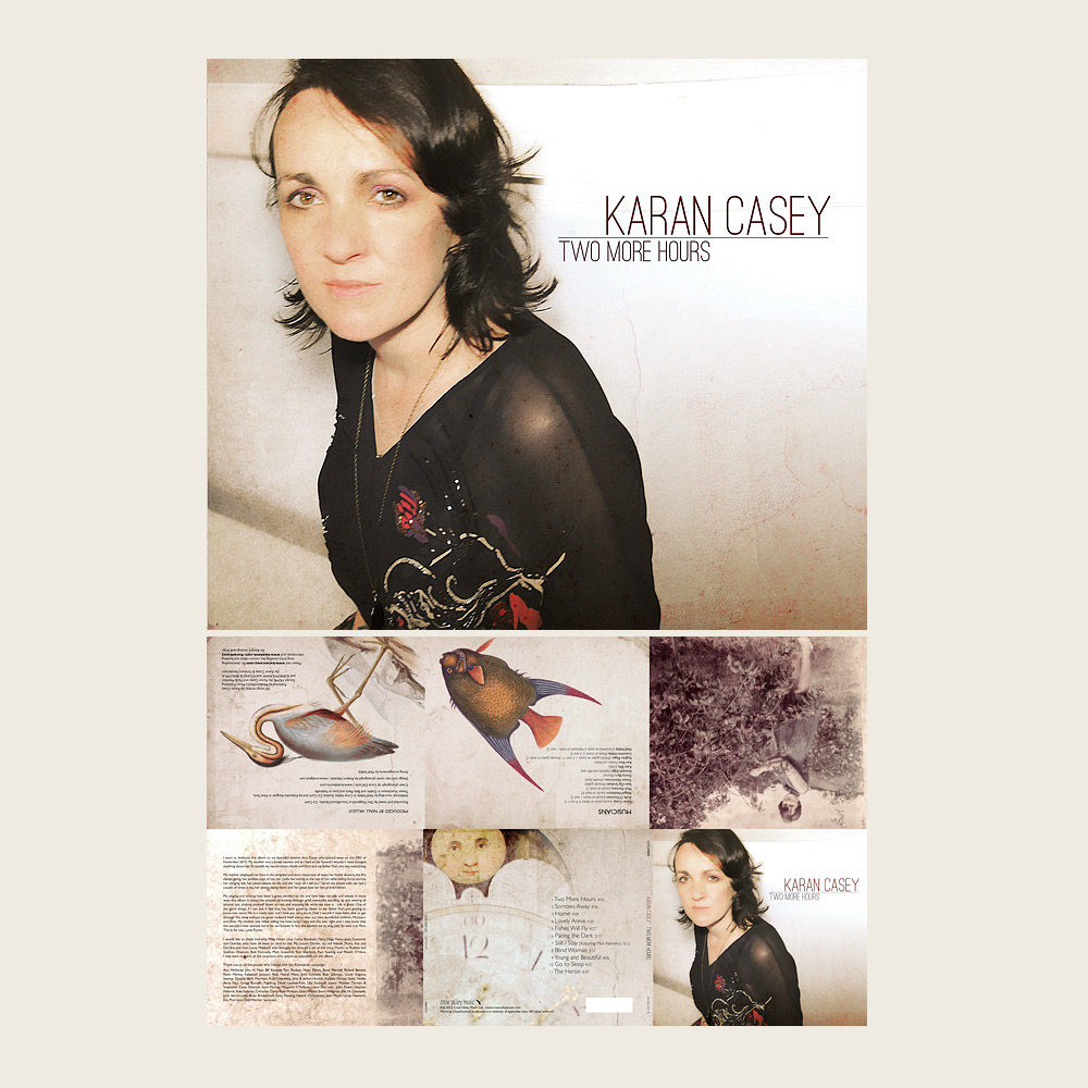 Karan Casey | Two More Hours | Crow Valley Music (CD)