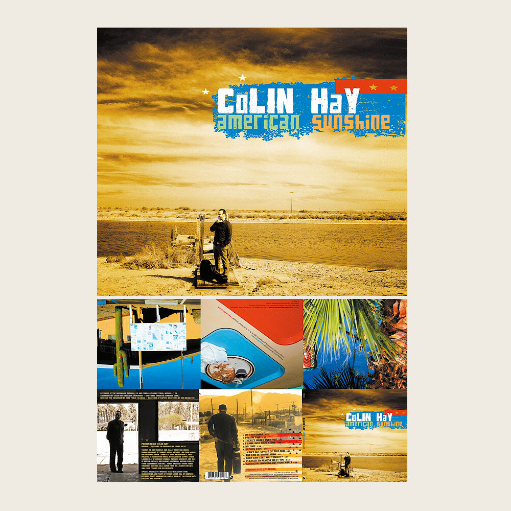 Colin Hay | American Sunshine | Compass Records (CD)