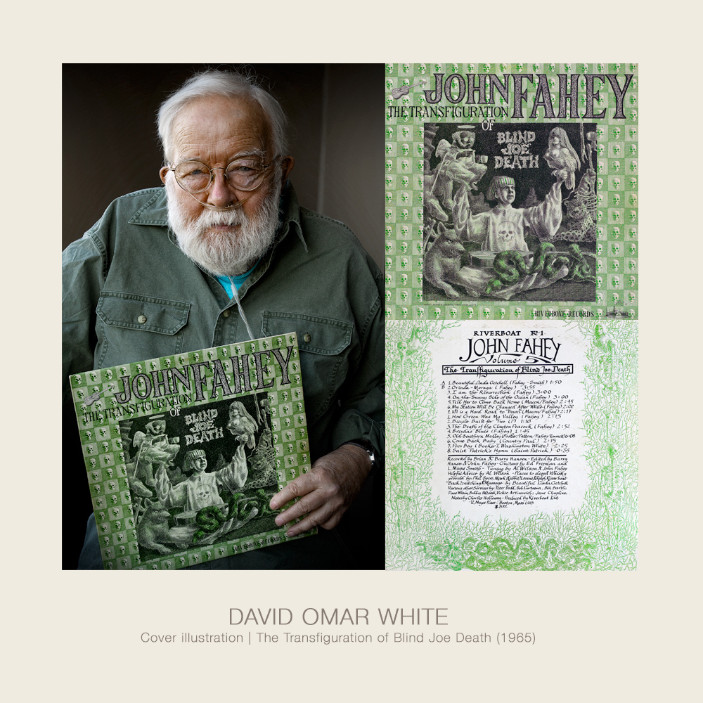 David Omar White | Test